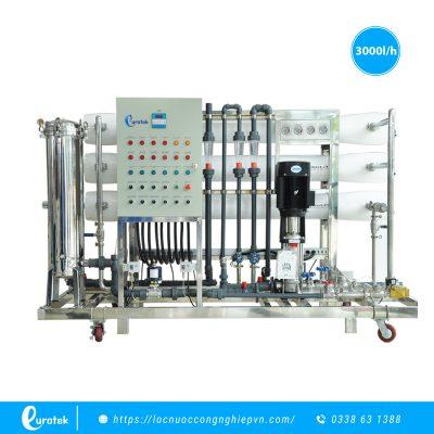 Hệ thống lọc nước Eurotek