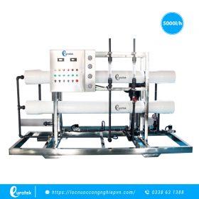 Hệ thống lọc nước RO công nghiệp Eurotek 4000LH